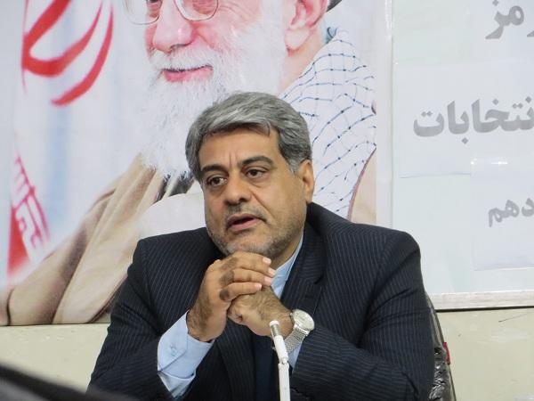 اقبال محمدیان؛ چهارمین مهمان شورای اصولگرایی رامهرمز+عکس