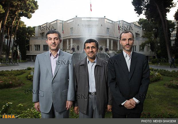 احمدی نژاد سال ۱۴۰۰ کاندیدای اصلاح طلبان می شود