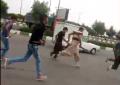 سردستگی نزاع خیابانی توسط یکی از مدیران فرهنگی رامهرمز!